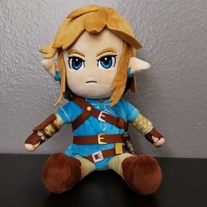 "Legend of Zelda Breath of the Wild Link 11"" Plush"